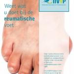 Folder Reumatische voet